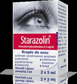 Starazolin®